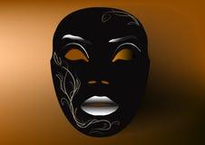 Het Masker van de maskerade Stock Foto's