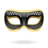 Het Masker van de maskerade. Vector. Royalty-vrije Stock Foto's