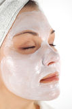 Het masker van de schoonheid #21 Stock Afbeelding