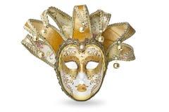 Het masker van Gras van Mardi royalty-vrije stock afbeelding