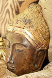 Het masker van het boeddhisme royalty-vrije stock afbeelding