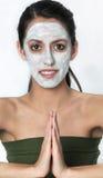 Het Masker van het gezicht royalty-vrije stock foto's