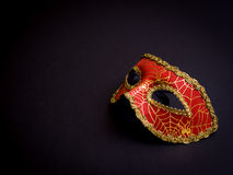 Het masker van het kostuum Stock Fotografie