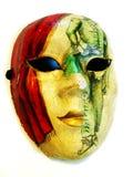 Het masker van het kostuum Royalty-vrije Stock Afbeelding