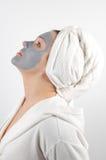 Het masker van het kuuroord #16 Stock Foto's