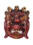Het masker van Nepal stock afbeeldingen