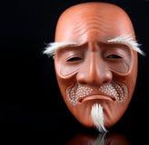 Het Masker van Noh Royalty-vrije Stock Afbeeldingen