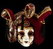 Het masker van Venetië Stock Afbeelding