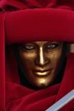 Het masker van Venetië Stock Foto