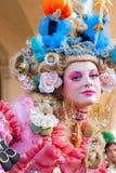 Het Masker van Venetië, Carnaval. Royalty-vrije Stock Afbeelding