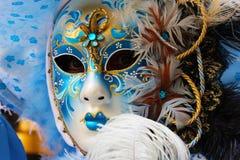 Het masker van Venetië Carnaval Royalty-vrije Stock Foto's