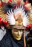 Het Masker van Venetië, Carnaval. Stock Foto's