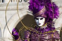 Het Masker van Venitian Stock Afbeelding