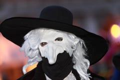 Het masker van Volto Stock Foto