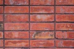 Het Materiaal van de baksteentextuur Stock Foto