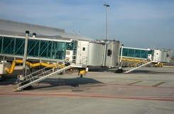 Het materiaal van de luchthaven Royalty-vrije Stock Afbeeldingen