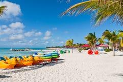Het materiaal van de watersport - de Bahamas Stock Fotografie