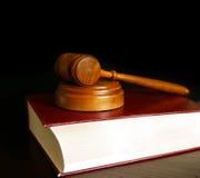 Het materiaal van de wet Royalty-vrije Stock Afbeeldingen