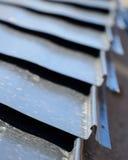 Het materiaal van het dakwerk Royalty-vrije Stock Foto's