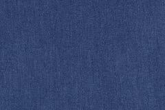 Het materiaal van jeans Royalty-vrije Stock Afbeeldingen