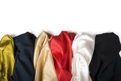 Het materiaal van kleuren Royalty-vrije Stock Foto's