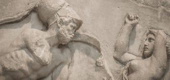 Het Mausoleum in Halicarnassus Royalty-vrije Stock Fotografie