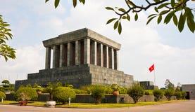 Het Mausoleum van Ho Chi Minh royalty-vrije stock fotografie