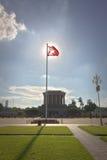 Het Mausoleum van Ho Chi Minh Stock Fotografie