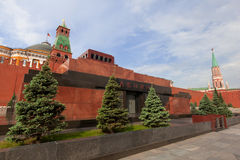 Het Mausoleum van Lenin Royalty-vrije Stock Afbeelding