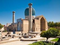 Het mausoleum van Tamerlan Stock Afbeelding