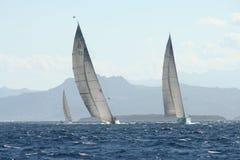 Het MaxiRas van Rolex - Sardinige Royalty-vrije Stock Foto