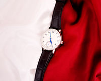 Het mechanische horloge van mensen Stock Afbeelding