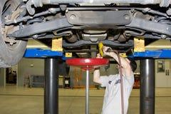 Het mechanische werken Royalty-vrije Stock Foto