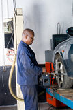 Het mechanische woking stock afbeeldingen