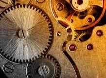 Het mechanisme van de klok Royalty-vrije Stock Fotografie