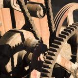 Het mechanisme van GungÑ Stock Fotografie