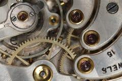 Het mechanisme van het horloge Royalty-vrije Stock Foto