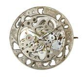 Het mechanisme van het horloge Royalty-vrije Stock Afbeelding