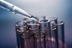 Het medische testen stock afbeelding