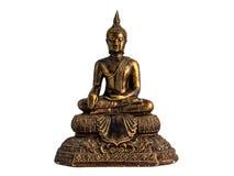 Het mediteren van Boedha Stock Afbeelding