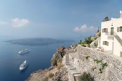 Het mediterrane Kruisen Stock Fotografie