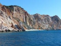 Het Mediterrranean-overzees Stock Fotografie