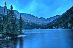 Het Meer Colorado van molens royalty-vrije stock foto's