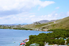 Het meer van Sevan Stock Fotografie