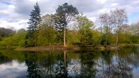 Het meer Heywood Stock Foto's