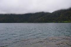 Het meer holon is liefde Stock Afbeeldingen