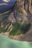 Het meer louise Stock Fotografie