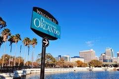 Het Meer Luzerne van Orlando Royalty-vrije Stock Afbeelding
