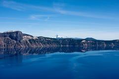 Het Meer Oregon van de krater Stock Afbeelding
