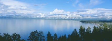 Het Meer Tahoe van het zuiden stock foto